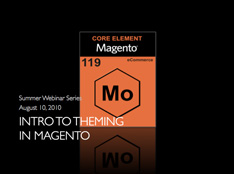 Intro to Theming Magento - imagem: magentocommerce.com