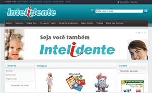 Intelidente - brindes para odontologia - intelidente.com.br