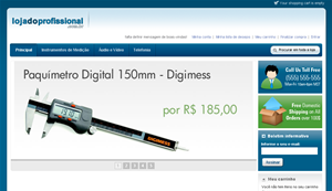 Loja do Profissional - artigos e ferramentas - lojadoprofissional.com.br