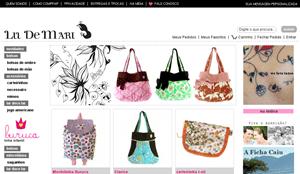 Lu de Mari - bolsas e acessórios - ludemari.com