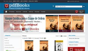 PDF Books - loja de livros virtuais - pdfbooks.com.br