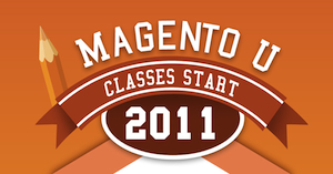 Magento University - imagem: magentocommerce.com