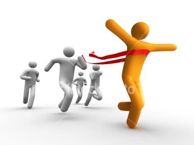 Corrida do empreendedor - imagem: bibliotecaetfgbh.blogspot.com
