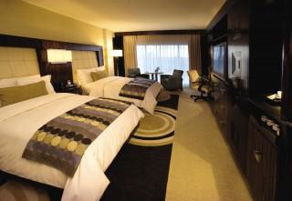 Quarto de hotel - imagem: shanghaibuildingmaterial.com