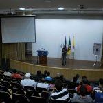 1o. Encontro de Magento Commerce - palestra de Renato Rosa - foto: Luiz Rauber