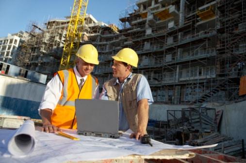 Construção - imagem Digital Visiion - Getty Images