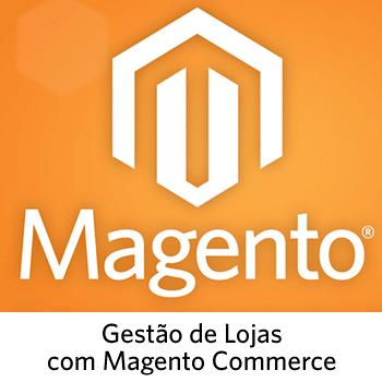 Gestão de Lojas com Magento - imagem: Cursos de Magento