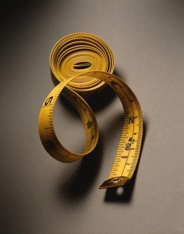Fita métrica - imagem: Photodisc