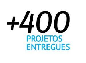 VitaminaWeb, mais de 400 projetos entregues