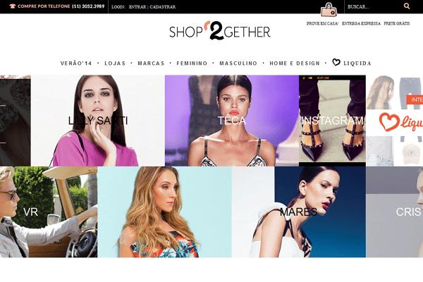 Shop 2 Gether - imagem: reprodução
