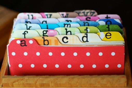 Organização de Produtos - Imagem: Melissa Ross/Flickr