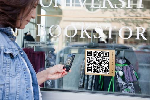 QR Codes - imagem: VstockLLC