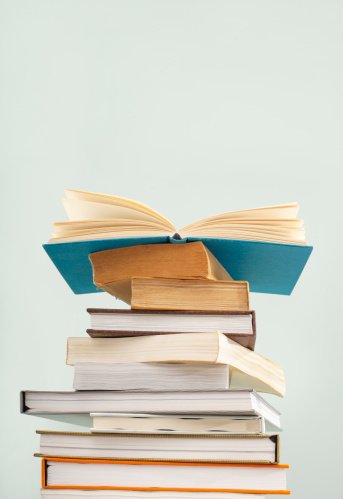 Livros - imagem: Dougal Waters/Digital Vision