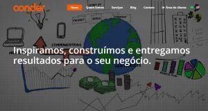 Case Oonder VitaminaWeb Website Institucional