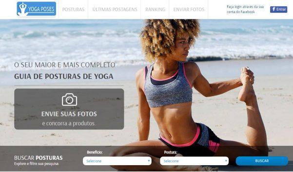 Yoga Poses - Tela